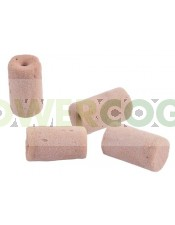 PeatFoam MicroPlug siembra (Ø2,2 cm-alto 3,7 cm) 100 Unidades