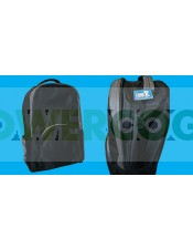 Mochila Antiolor Funk Fighter Odorless Travel Bag transportar cogollos  marihuana
