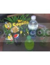 Botella Refresco Pepsi Ocultación Camuflaje en su interior,