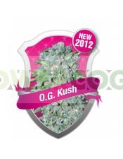 O.G. Kush (Royal Queen Seeds) Semilla cannabis Feminizada