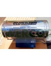 Ozonizador Ozotr3S Conducto 250mm (10000MG/H)