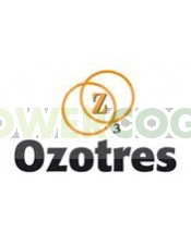 Ozonizador Ozotres Conducto eliminar olores en el cultivo interior