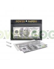 Papel de fumar diseño Billetes 100 Dollars