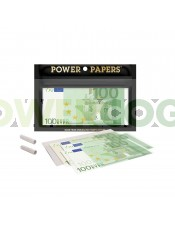 Papel de fumar diseño Billetes 100 Euros
