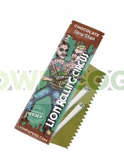 PAPEL BLUNT HEMP WRAP CHOCOLATE (LION ROLLING CIRCUS)