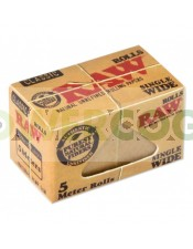 PAPEL RAW ROLLO SINGLE WIDE 5 METROS