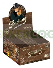 Papel Smoking Brown KS