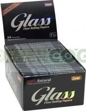 Papel de fumar Transparente Glass 1/4 CLEAR Celulosa Barato