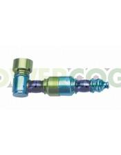 Pipa de Aluminio Colores