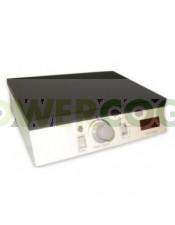 Placa Calentadora 26x20x8cm para la extracción de BHO