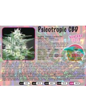 Psicotropic CBD (Biohazard Seeds)