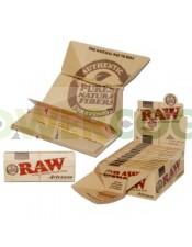 Papel Raw Artesano K.S. Slim +Bandeja + Boquillas