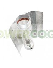 Reflector Cool Tube 125 cm refrigerar lámpara de cultivo