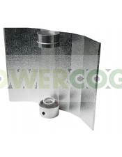 Kit 600 W Sunmaster HPS Cool-Wings 125  Encuentra en nuestros GrowShop PowerCogollo.com los mejores Equipos de Iluminación de 600w para el Cultivo Indoor más Baratos  Kit 600 W con reflector Cool-Wings de 125 mm de diámetro.  Contiene:  -BOMBILLA SUNMASTE