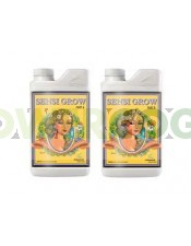 Abono para Crecimiento de Cannabis Sensi Grow A+B (Advanced Nutrients)