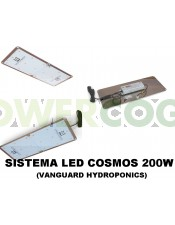 SISTEMA LED COSMOS 200W (VANGUARD HYDROPONICS)