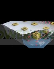 Sistema de Cultivo Grotank (120 X 106 X 21,5 CM) 100L