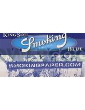 Papel Arroz Smoking Blue KS