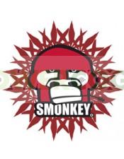 Camiseta Smoke Busters  Smonkey T-Shirt Cannabica