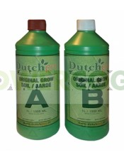 Original Grow Soil A+B