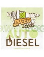 Auto Diesel (Speed Seeds) Semilla Feminizada Autofloreciente Granel Barata