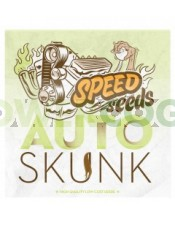 Auto Skunk 60 unds (Speed Seeds) Semilla Feminizada Autofloreciente Cannabis