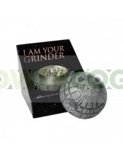 Grinder Star Wars 2 partes Estrella de la Muerte