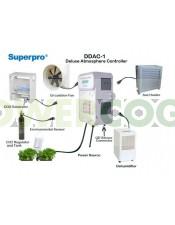 SUPERPRO CONTROLADOR ATMOSFERICO DIGITAL DE LUXE DDAC-1