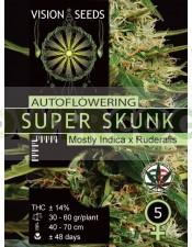 Super Skunk Auto Feminizada (Vision Seeds)