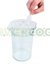 Comprar Tapas de Vacío Universales Vacumax, envasar vacio cogollos