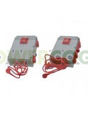 Temporizador 8x600 w ECO (GSE)