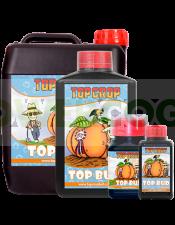 TOP BUD es un fertilizante para el final de la de floración