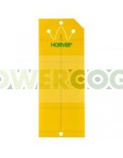 Trampa Adhesiva Amarilla para el Control de Plagas en Tu Cultivo koppert