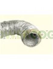 Tubo Flexible Aislado c/ Fibra 152 mm