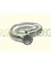 Tubo Flexible Aluconnect 102mm