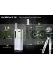 Vaporizador Mystica 2 en 1 Wax y cbd
