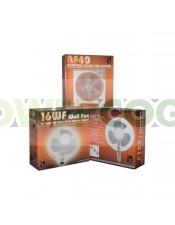 Ventilador Frontal Rotatorio (45w-30cm) para Armario de Cultivo