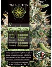White Widow Semilla Feminizada de Marihuana