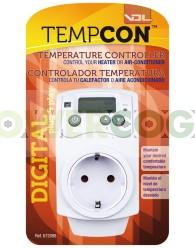 TempCon (Controlador Temperatura)