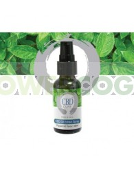 SPRAY SUBLINGUAL CBD 30ml- MENTA