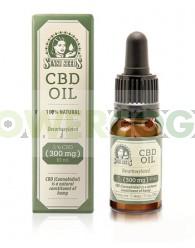 Aceite de Cáñamo de Sensi Seeds 3% CBD (300mg) 10 ml