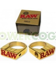 Anillo RAW Smokers Ring
