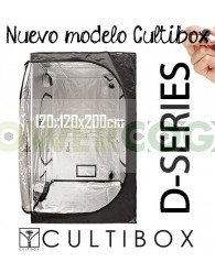 Armario de Cultivo Cultibox D-Series 120x120x200cm