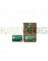 Bolsa Hermética tarjeta de crédito Masterkush