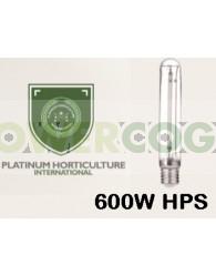 BOMBILLA 600W HPS PLATINUM HORTICULTURE