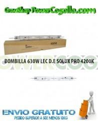 BOMBILLA 630W LEC D.E SOLUX PRO 4200K