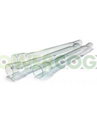 Boquilla-Pipa de Cristal de Borosilicato