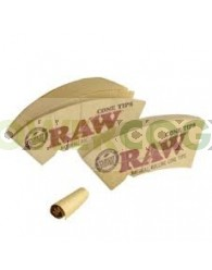 Boquillas de Cartón Cónicas Raw