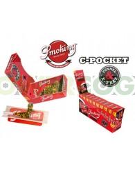 Caja de Bolsillo Smoking C-Pocket