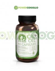 Cápsulas de Aceite 3% CBD 15mg (Sensi Seeds)